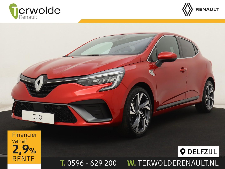 Renault Clio 1.0 tce r.s. line