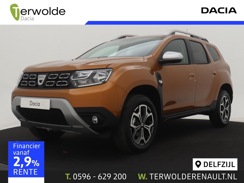 Dacia Duster 100 tce bi-fuel prestige