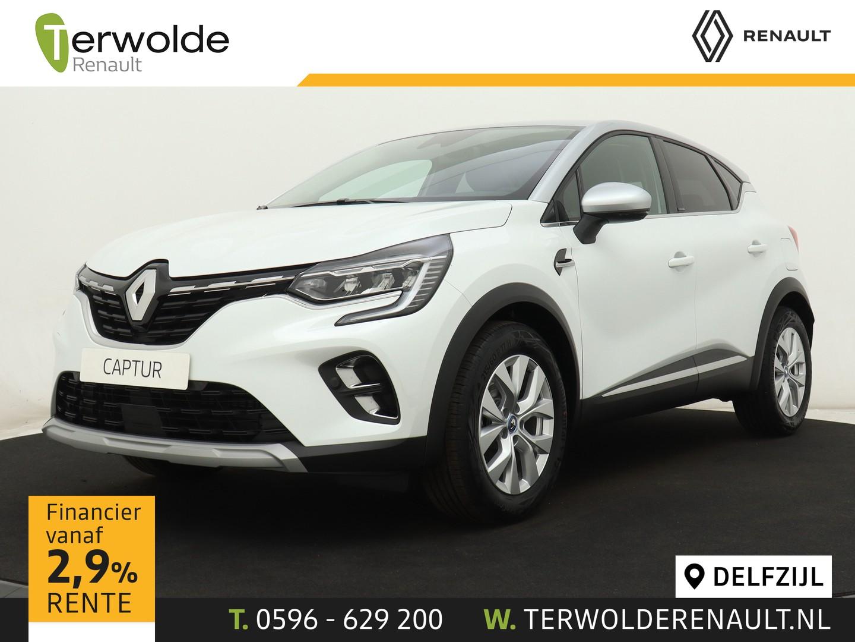 Renault Captur 1.6 plug-in hybrid intens 160