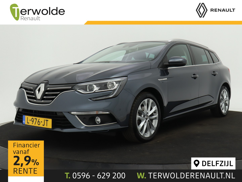 Renault Mégane Estate 1.3 140 tce limited