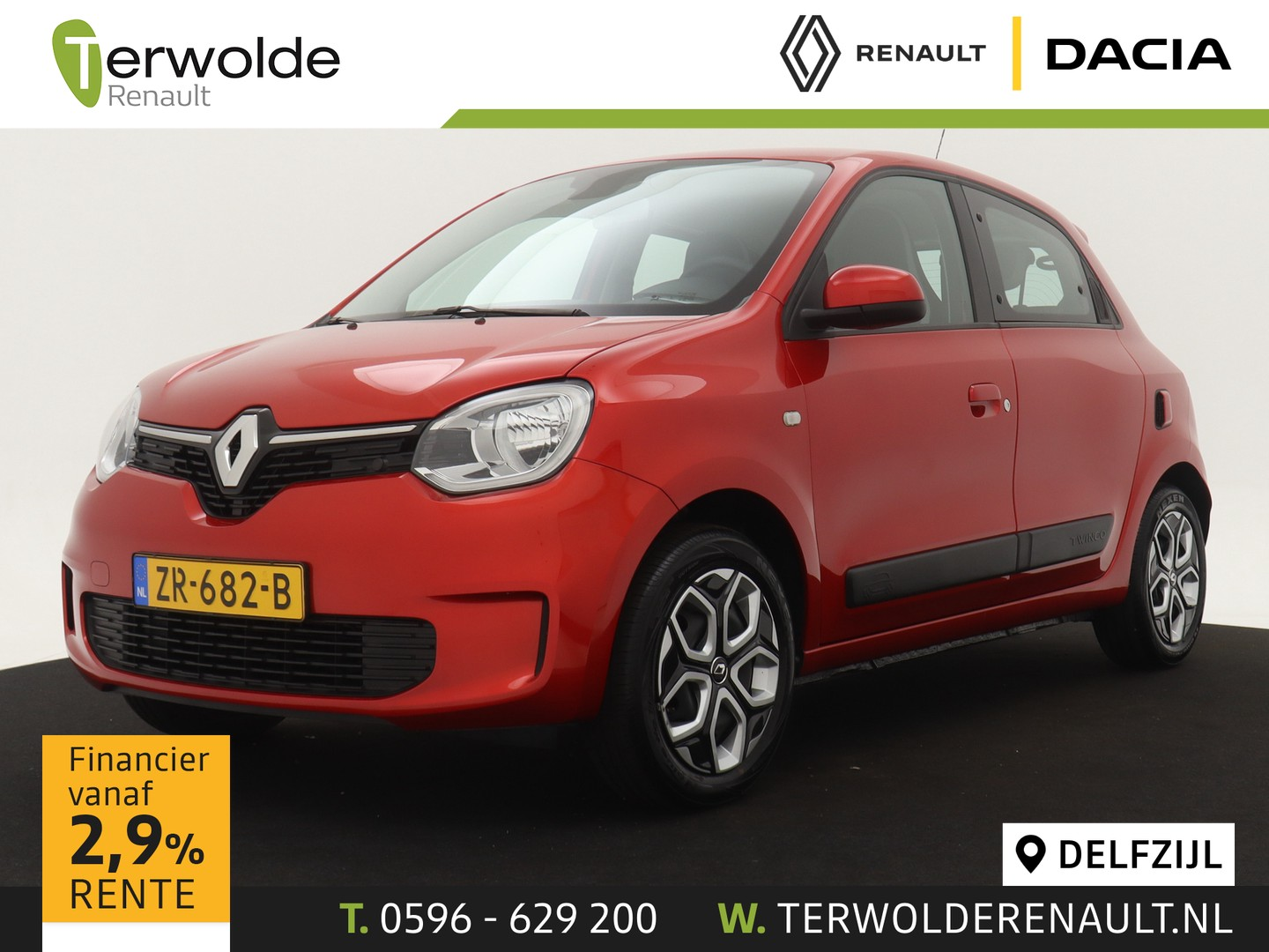 Renault Twingo 1.0 sce 74 pk collection