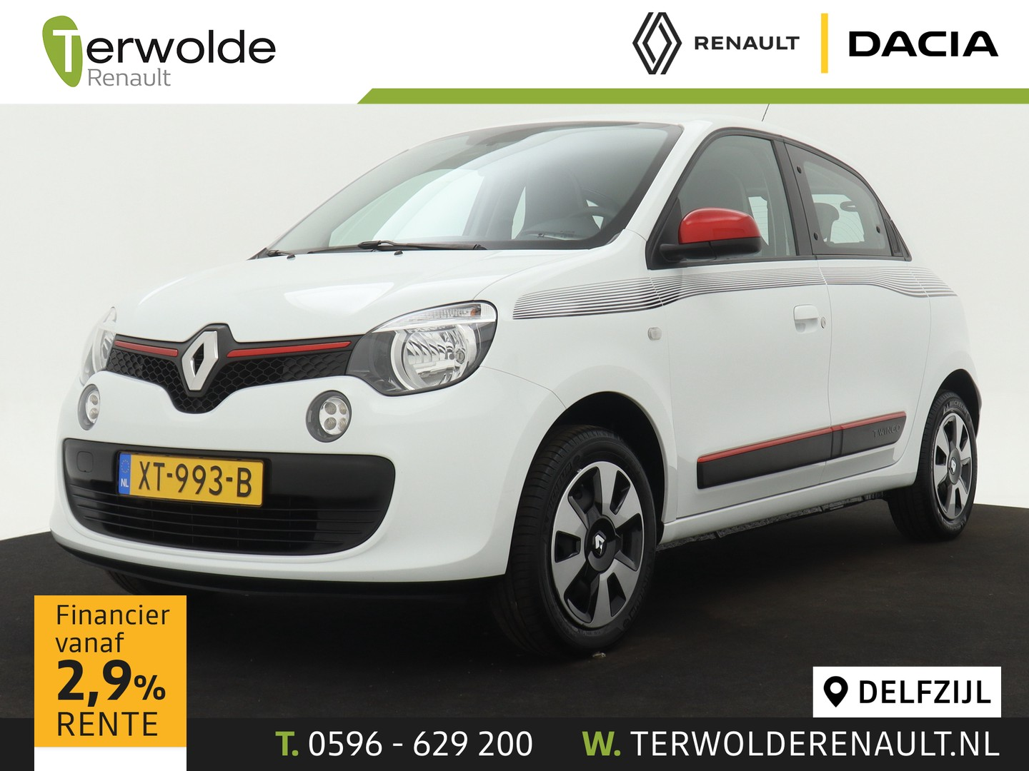 Renault Twingo 1.0 sce 71 collection