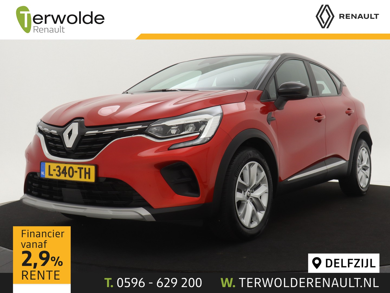 Renault Captur 1.0 90 tce zen