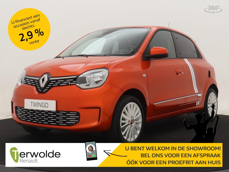 Renault Twingo Z.e. r80 série limitée vibes excl. € 2.000 overheidssubsidie!