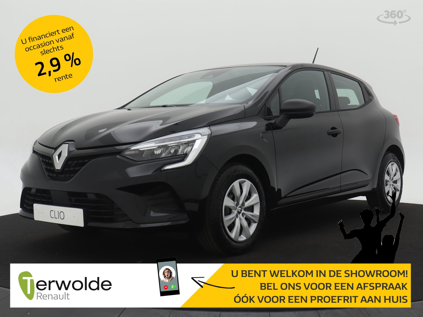 Renault Clio 1.0 tce airco