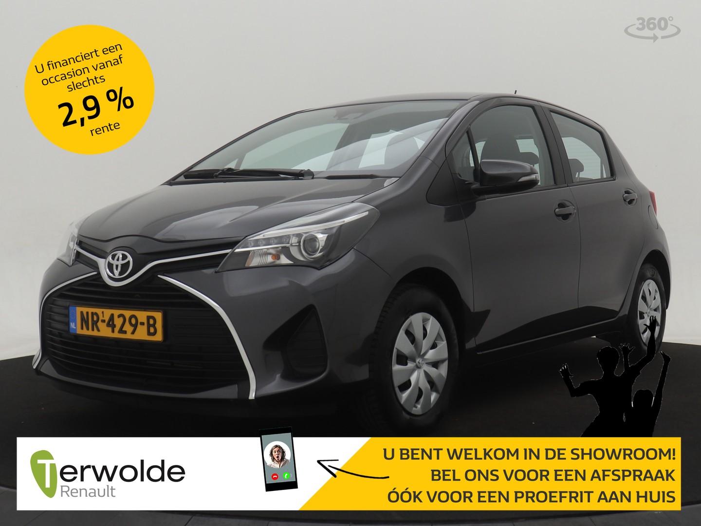 Toyota Yaris 70 pk vvt-i trend