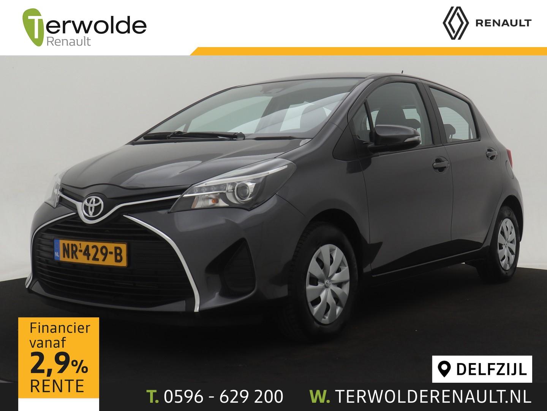 Toyota Yaris 70 pk vvt-i aspiration