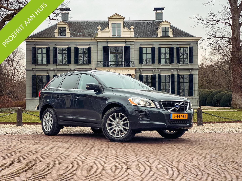 Volvo Xc60 3.0 t6 awd summum 305 pk/ leder/ panoramadak/ xenon / climate / automaat/ etc.