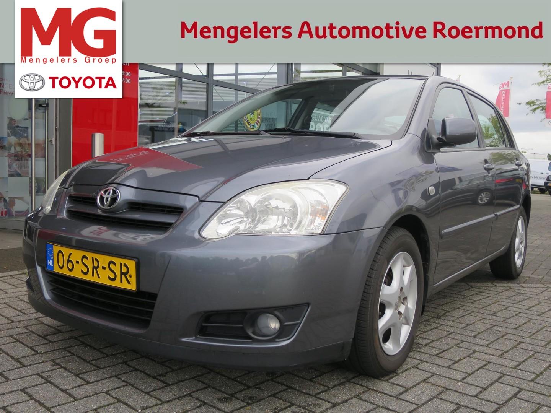 Toyota Corolla 1.4 vvt-i anniversary