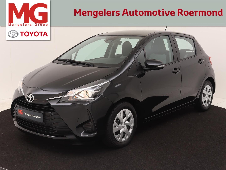 Toyota Yaris 1.0 vvt-i active *park.camera * allseason banden * slechts 18dkm*