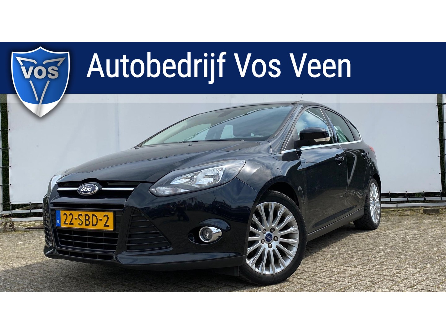Ford Focus 1.6 ti-vct first edition