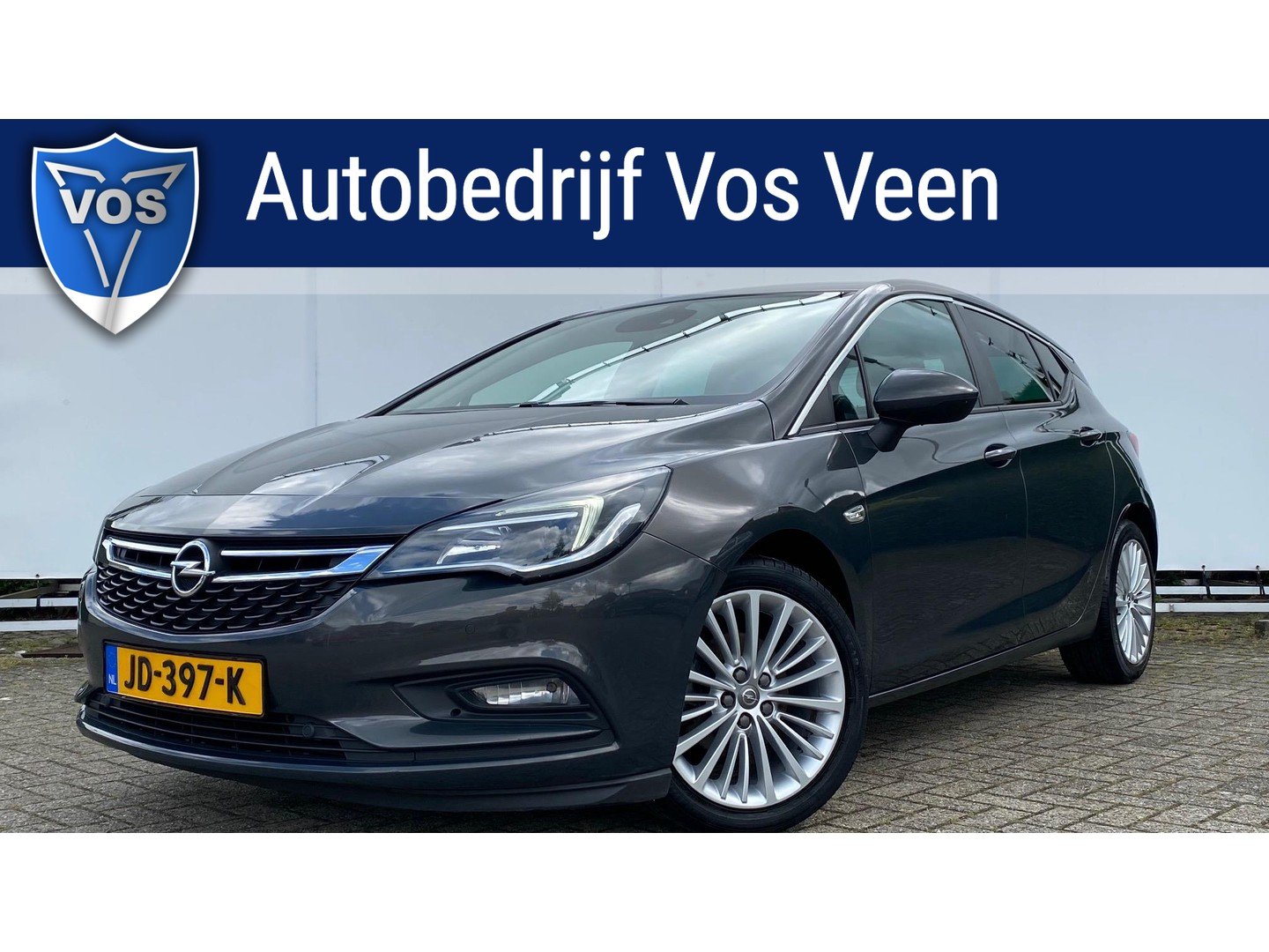 Opel Astra 1.0 business+