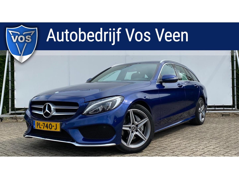 Mercedes-benz C-klasse Estate 180 amg sport edition
