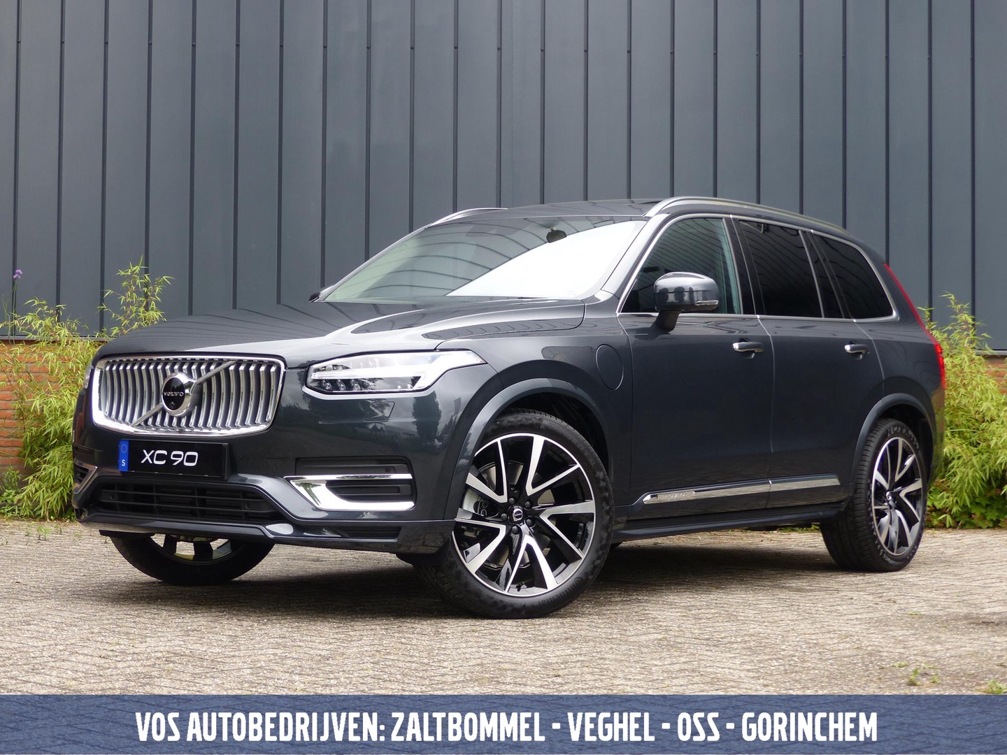 Volvo Xc90 T8 recharge awd inscription exclusive