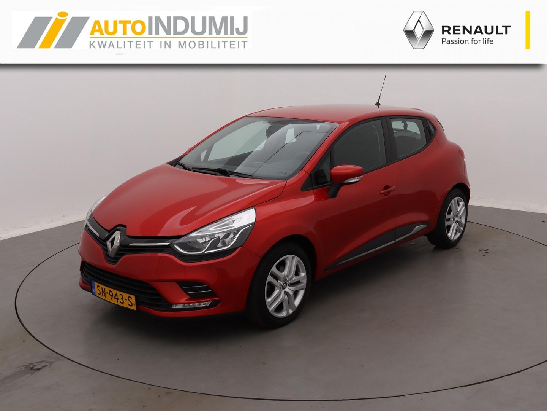 Renault Clio Tce 90 zen / airco / navigatie / parkeersensoren