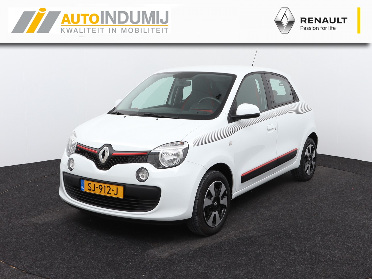 Renault Twingo Sce 70 collection / dab+ / usb & mp3 / pack look rouge