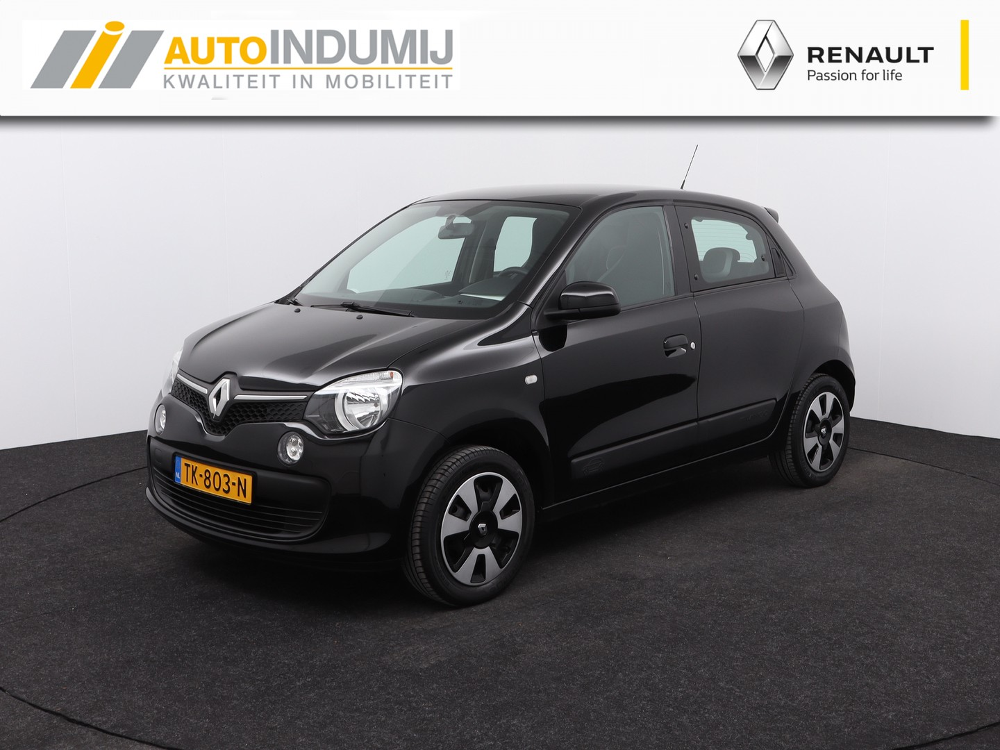 Renault Twingo Sce 70 collection / airco / usb & bluetooth