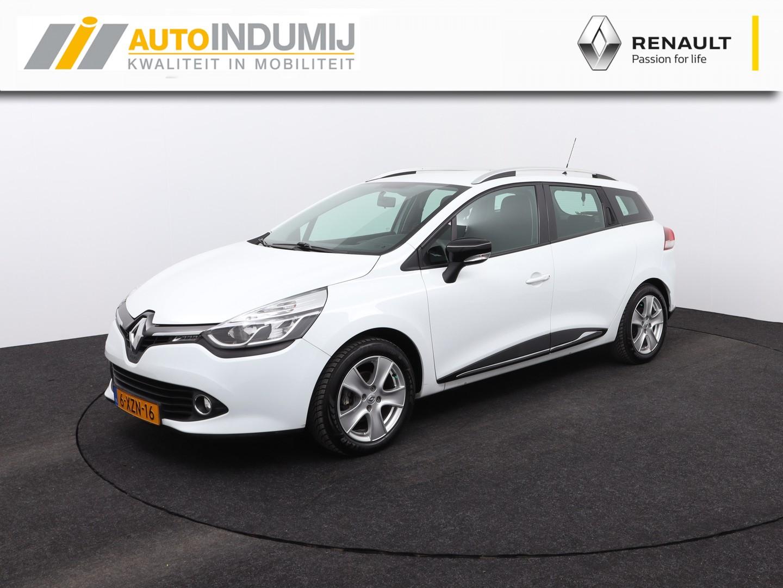 Renault Clio Estate tce 90 expression / airco / navigatie / bluetooth & usb / dealeronderhouden!