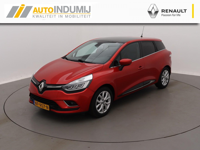 Renault Clio Estate tce 90 intens / panoramadak / climate control / led / dealeronderhouden!