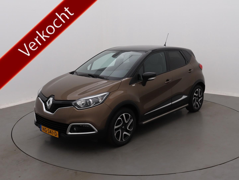 Renault Captur Tce 90 barista / navigatie / trekhaak / stoelverwarming!