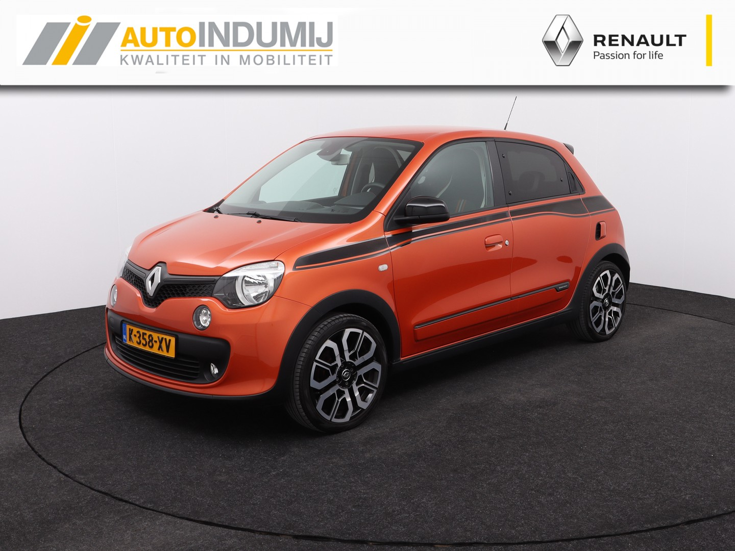 Renault Twingo Tce 110 gt / r-link / climaat control / unieke auto