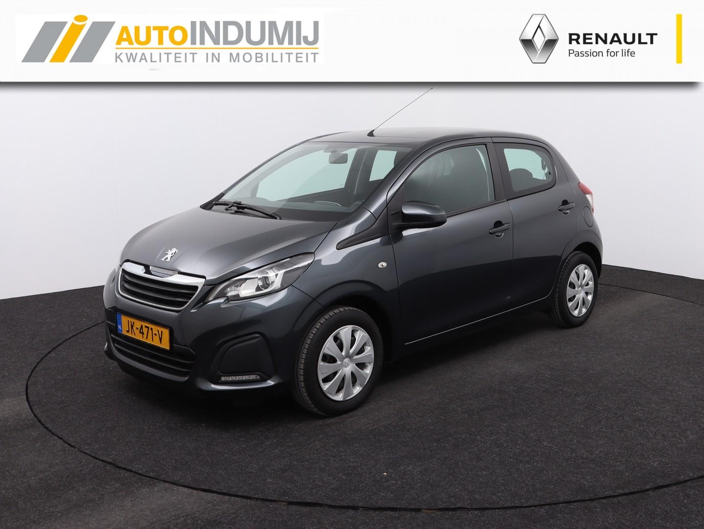 Peugeot 108 1.0 e-vti active / airco / bluetooth / snelheidsbegrenzer!