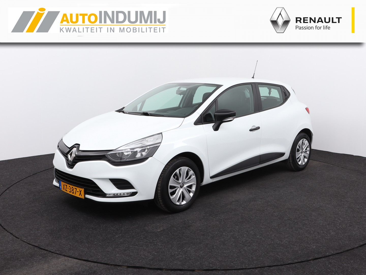 Renault Clio Tce 90 life / airco / radio!