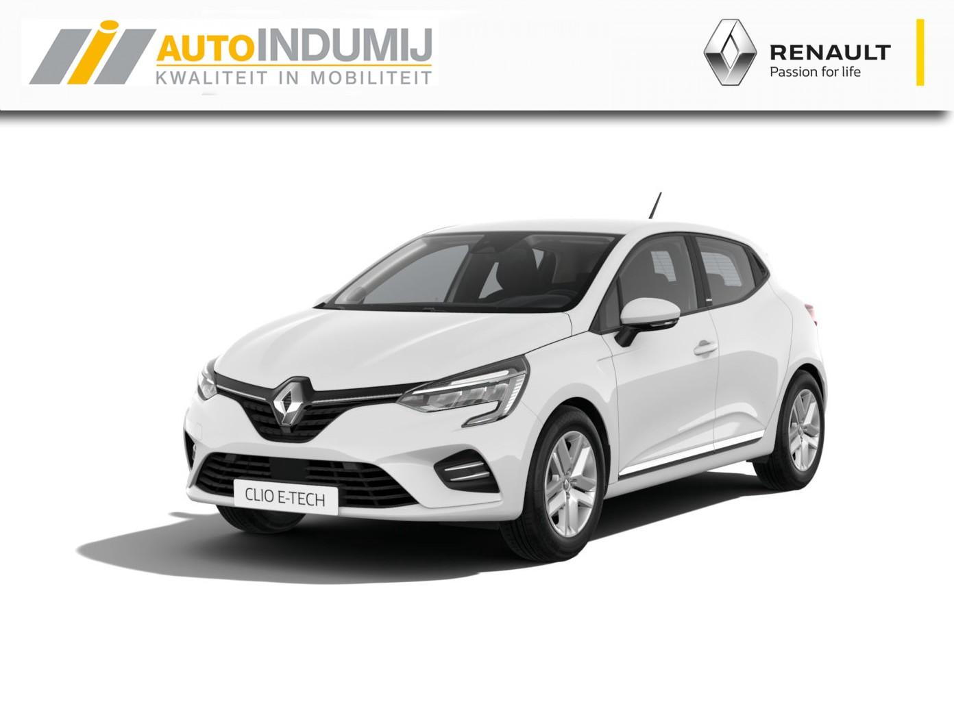 Renault Clio 1.6 hybrid zen