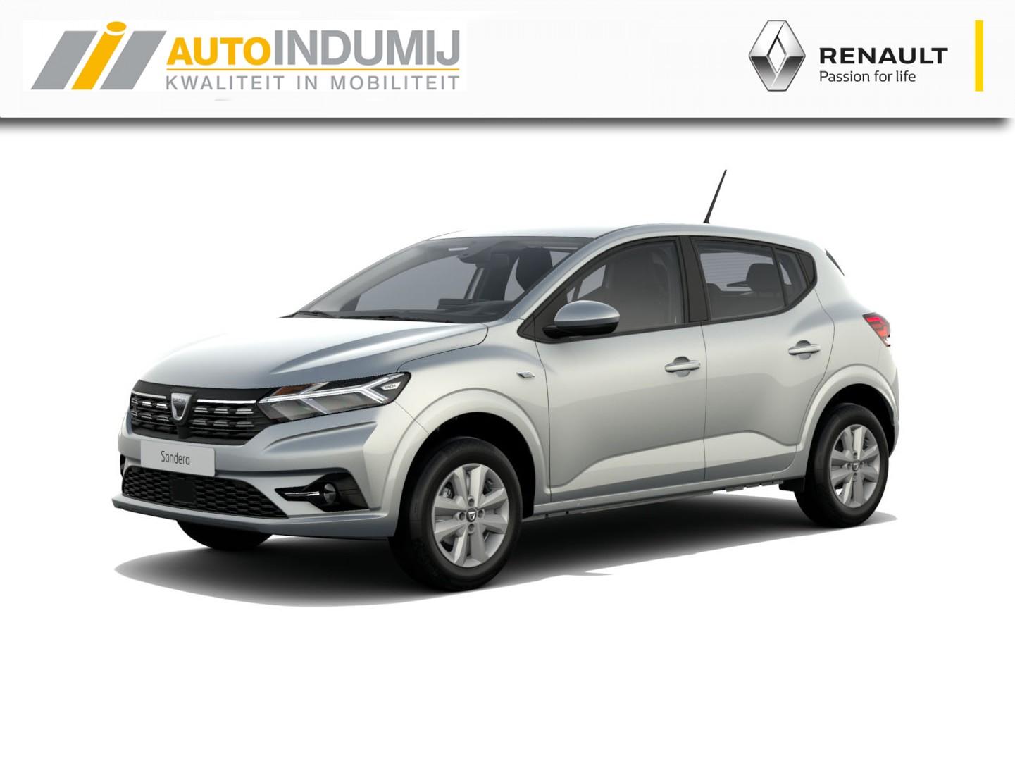 Dacia Sandero Tce 100 comfort bi-fuel