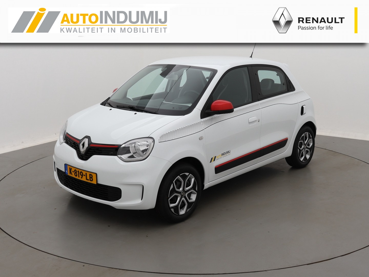 Renault Twingo Sce 65 collection / demo!
