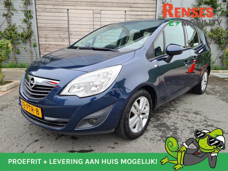 Opel Meriva 1.4 turbo edition - trekhaak - nieuwe apk!