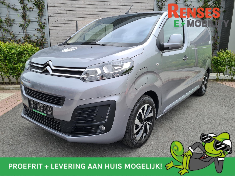 Citroën Ë-jumpy 75kwh driver - moduwork - 12% korting