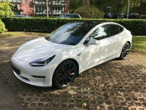 Tesla Model 3 Lr performace - 4% bijtelling