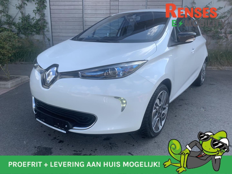 Renault Zoe R240 intens 22kwh 9.430 // 7.430 na milieusubsidie