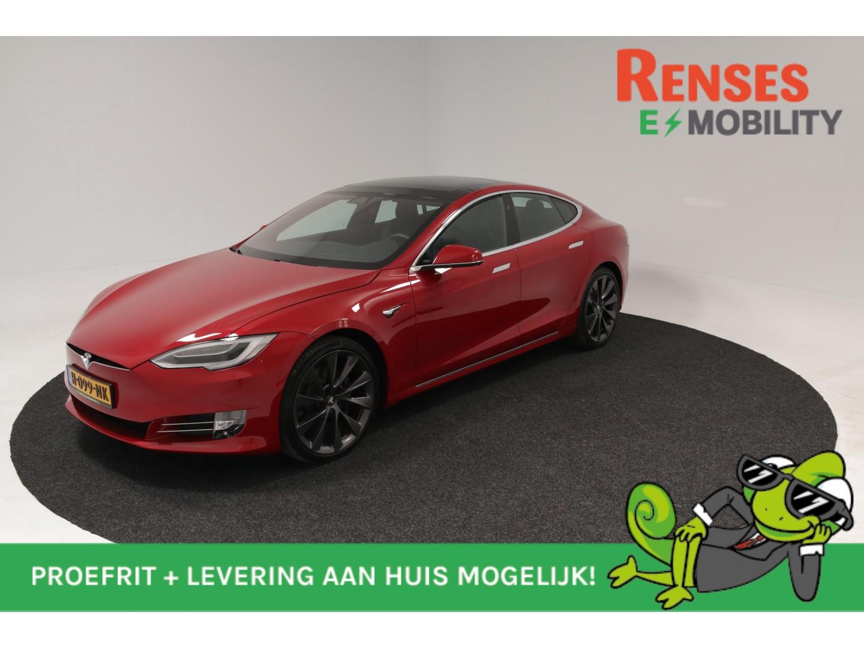 Tesla Model s 75d - full options