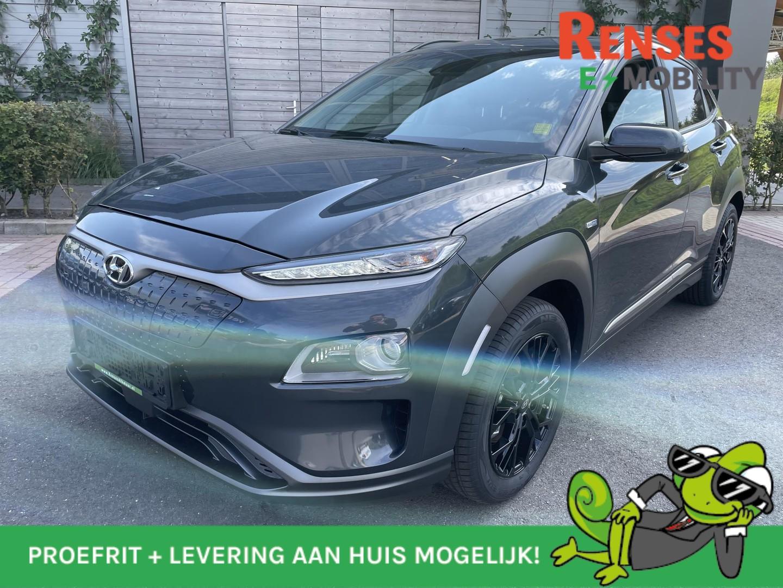 Hyundai Kona Ev // black edition 39 kwh