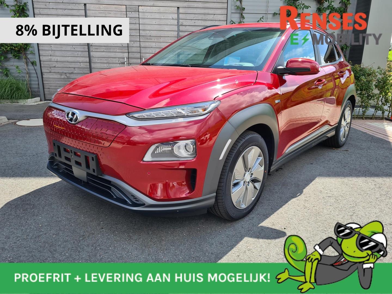 Hyundai Kona Ev limited // 64 kwh // 8%