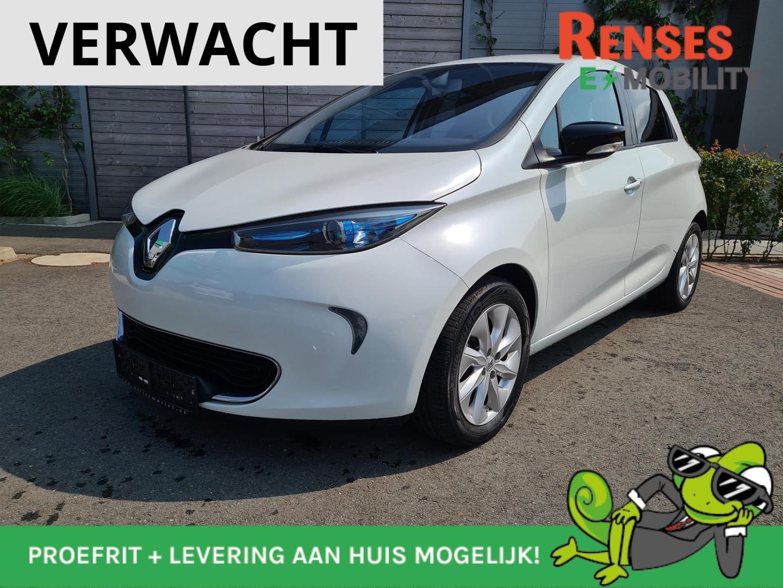 Renault Zoe Q210 intens 22kwh 8.880 // 6.880 na milieusubsidie