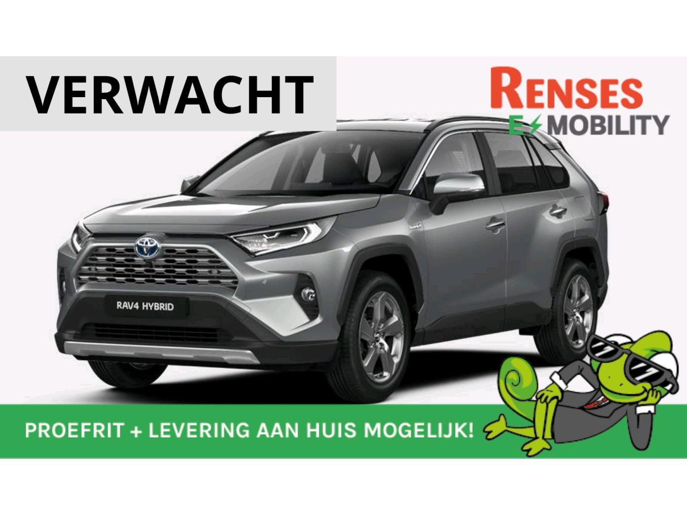Toyota Rav4 2.5 hybrid awd executive / pano.dak / 15% korting