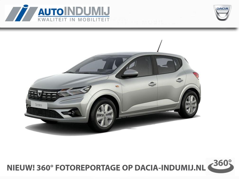 Dacia Sandero Tce 100 bi-fuel comfort / nieuw! / speciale kleur / direct leverbaar