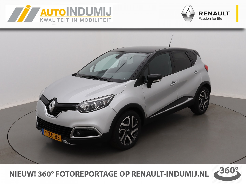Renault Captur Tce 120 dynamique edc automaat // camera / navi / bluetooth / climate control