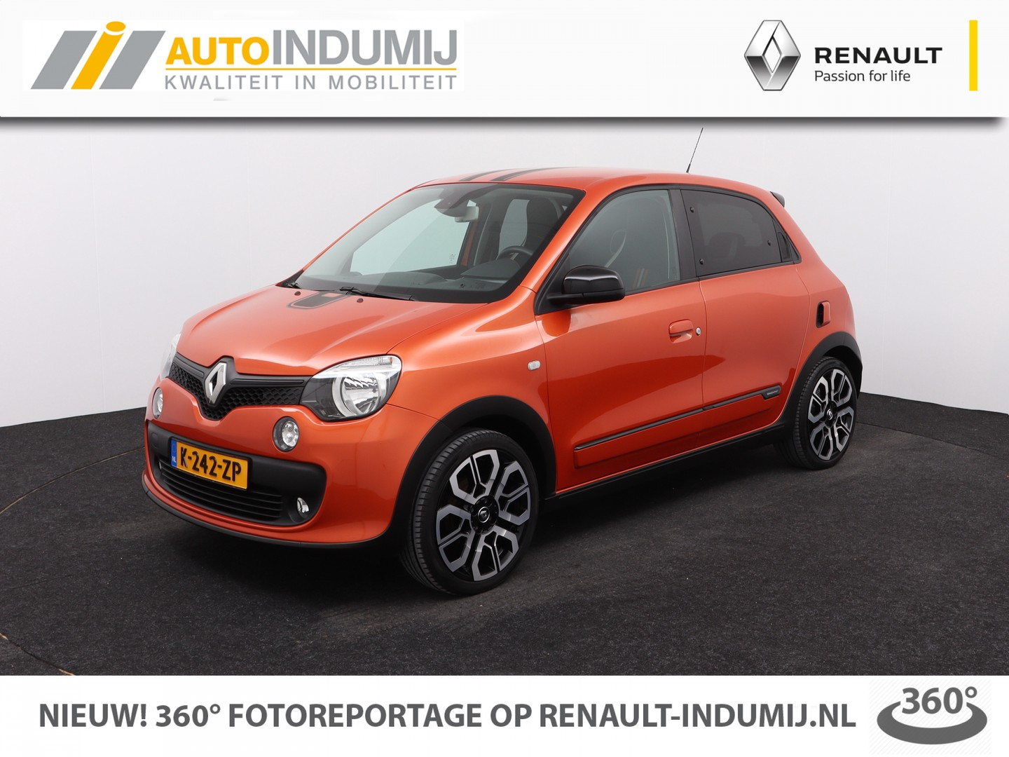 Renault Twingo Tce gt 110 / hot hatch! // camera / climate control / navi