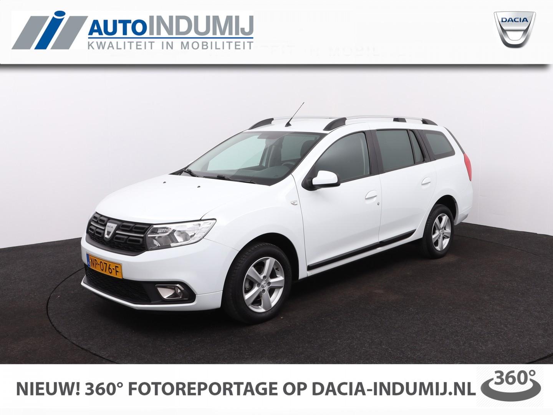 Dacia Logan Mcv tce 90 bi-fuel laureate / 1e eigenaar! // navi / bluetooth / parkeersensoren