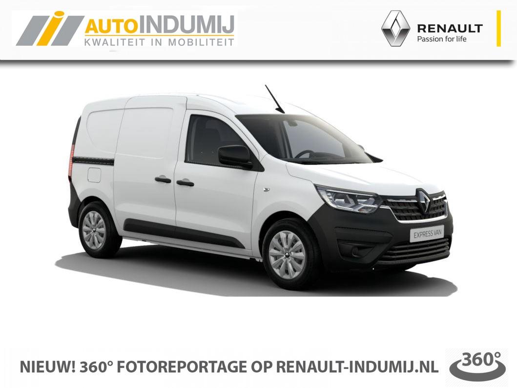 Renault Express Dci 90 comfort + *nieuw* meerdere uitvoeringen en kleuren beschikbaar! // navi / airco