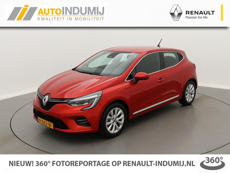 Renault Clio Tce 100 intens / demo! // climate control / parkeersensoren / 7'' inch scherm