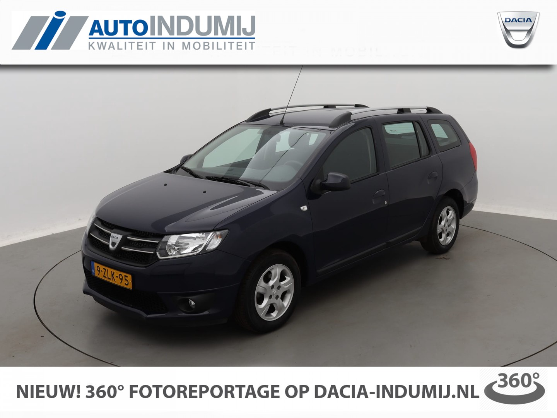 Dacia Logan Mcv tce 90 prestige / geweldig ruime stationwagen! // navi / bluetooth / parkeersensoren