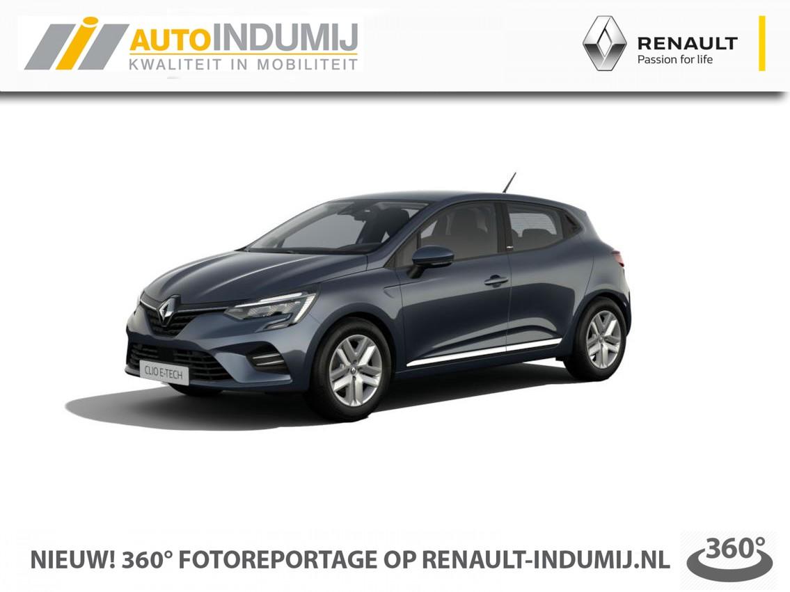Renault Clio 140 hybrid business zen // nieuw! / snel leverbaar!