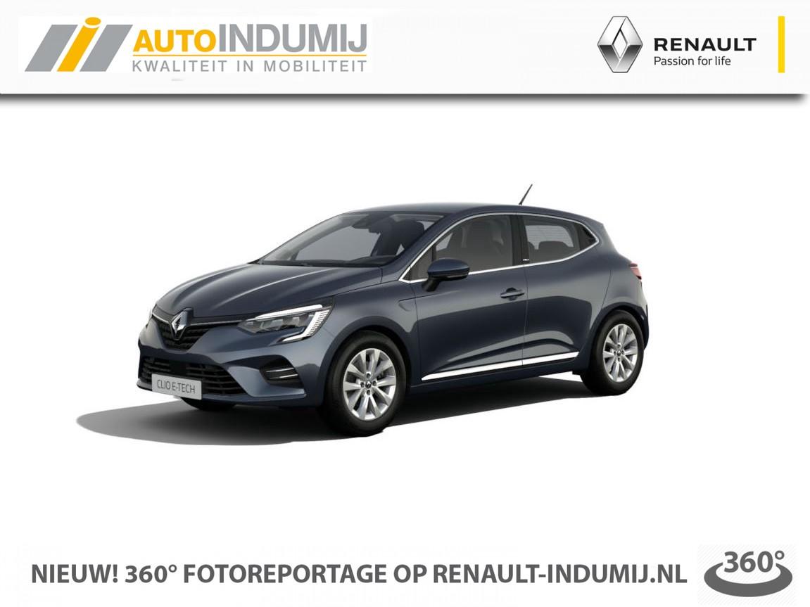 Renault Clio 140 hybrid intens // nieuw! / snel leverbaar!