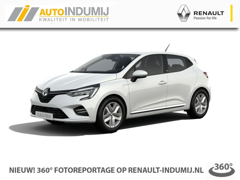 Renault Clio 1.6 hybrid business zen // apple-carplay / airco / cruise control / *nieuw*