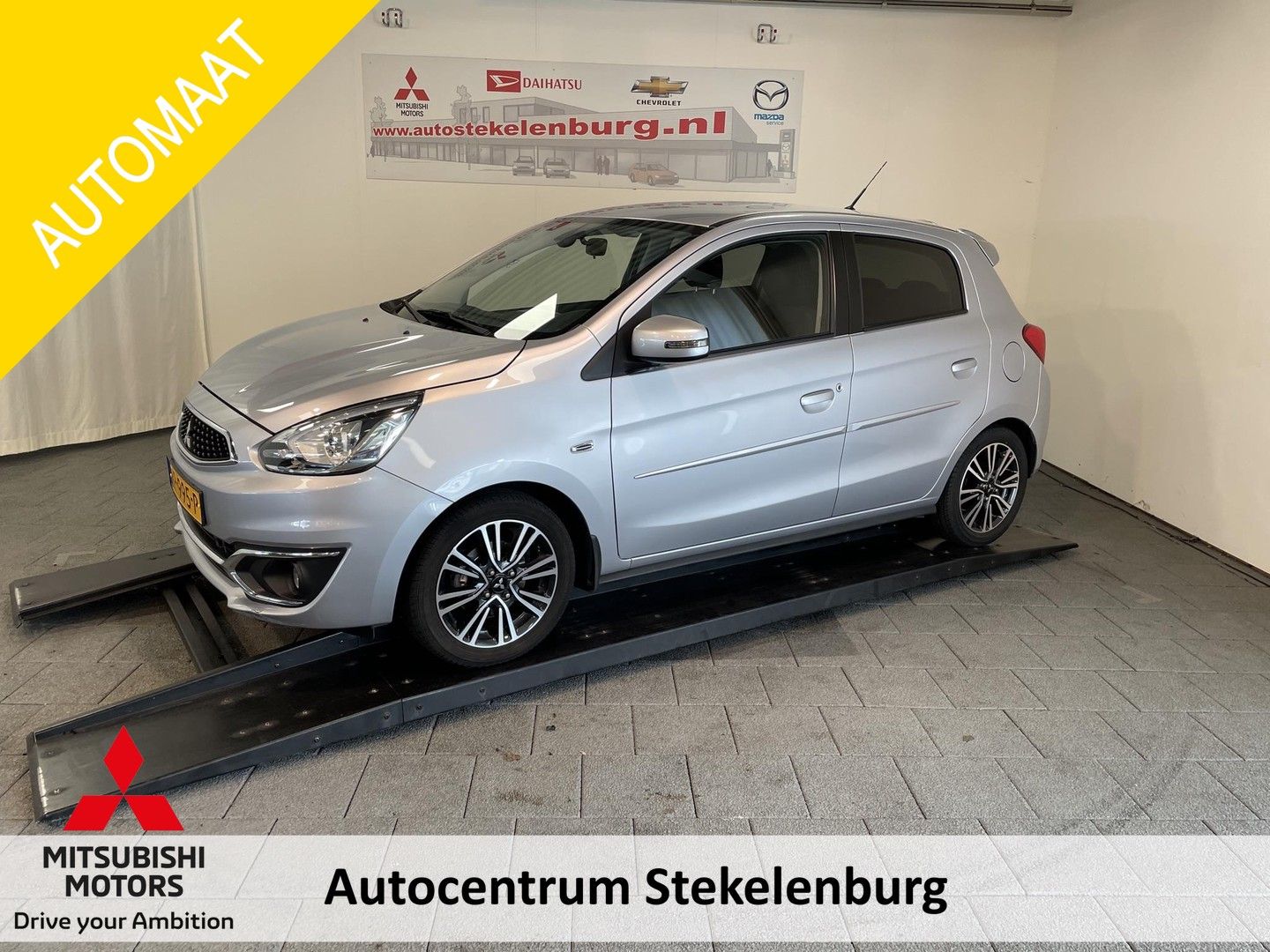 Mitsubishi Space star 1.2 instyle inclu fietsendrager systeem